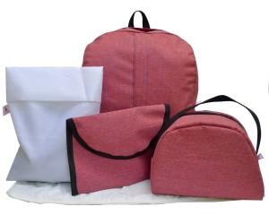 mochila-para-o-beb_---beb_chila-t_rmica-linho-vermelha-completa